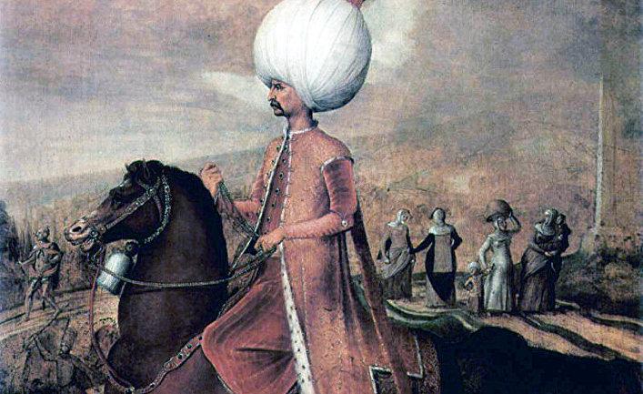 Три желания султана Сулеймана (притча)