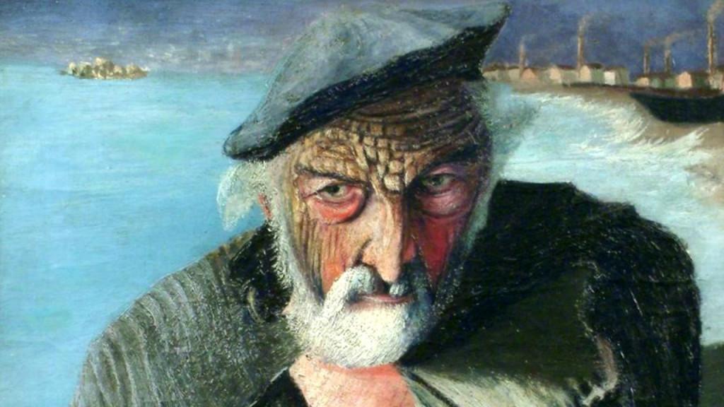 Загадочная картина: «Старый рыбак» художника Чонтвари